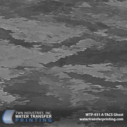 WTP-931 A-TACS Ghost Hydrographic Film