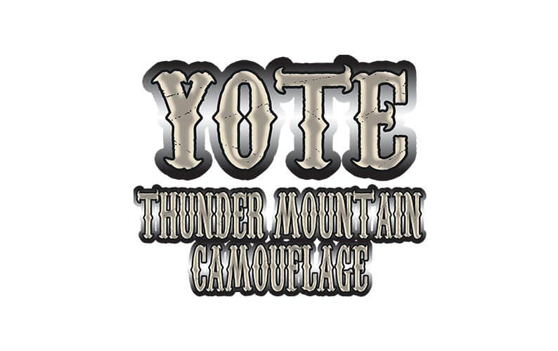 Yote by Thunder Mountain Camouflage