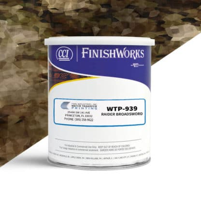 Hydrographic Paint: WTP-939 Raider Broadsword | CCI Paint