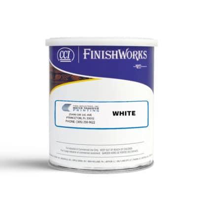 Hydrographic Paint: White   CCI Paint