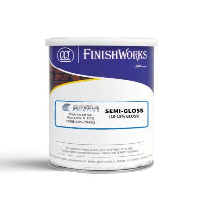 Hydrographics Clear Coat: Semi-Gloss | CCI Paint