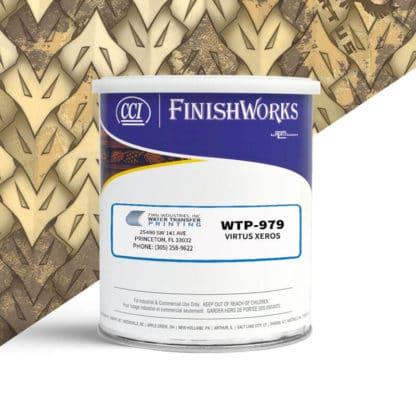 Hydrographic Paint: WTP-979 Virtus XEROS   CCI Paint