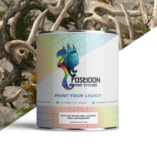Hydrographic Paint: WTP-540 Boneyard Legends | Poseidon