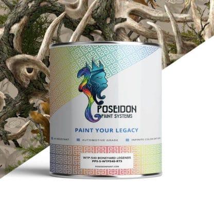 Hydrographic Paint: WTP-540 Boneyard Legends | Poseidon