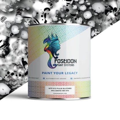Hydrographic Paint: WTP-972 Sirphis Blizzard | Poseidon