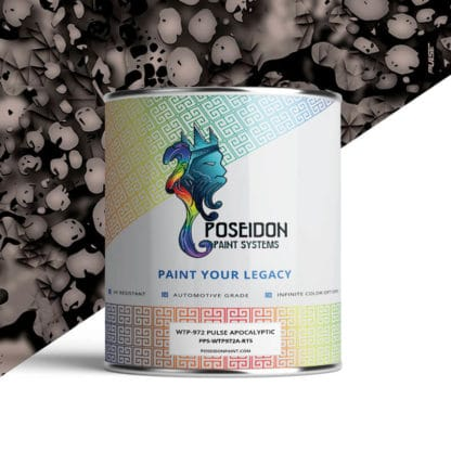 Hydrographic Paint: WTP-972 Sirphis Pulse Apocalyptic | Poseidon