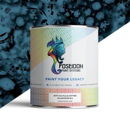 Hydrographic Paint: WTP-972 Sirphis Pulse Riptide | Poseidon