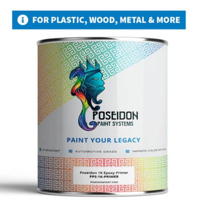 Epoxy Primer Gallon | Poseidon Paint