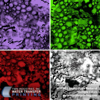 WTP-973 Sirphis Pulse Reduced Hydrographic Film
