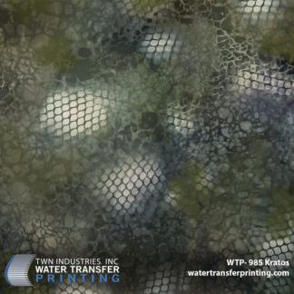 WTP-985 Kratos Hydrographic Film