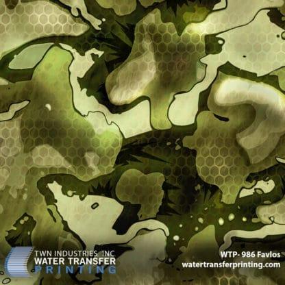 WTP-986 Favlos Hydrographic Film