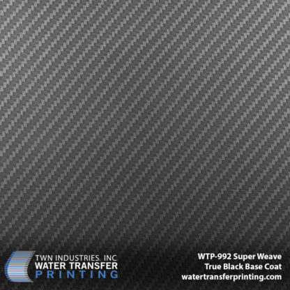WTP-992 Super Weave Hydrographic Film