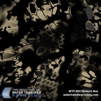 WTP-994 Kryptek Obskura Nox Hydro Dip Film
