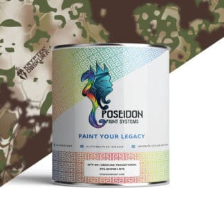 Hydrographic Paint: WTP-991 Kryptek Obskura Transitional | Poseidon