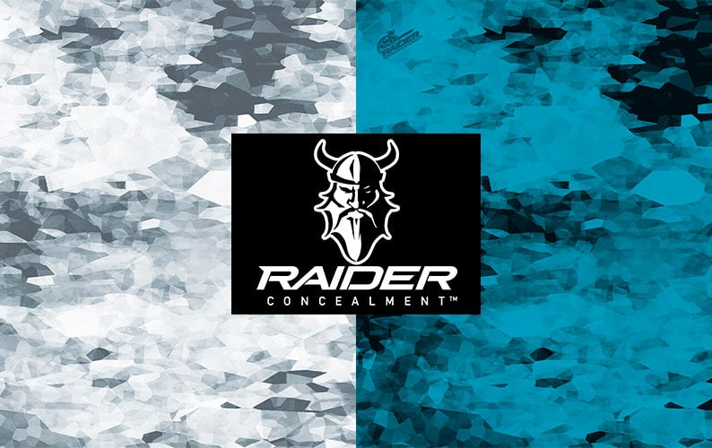 Raider Concealment Viking Universal Hydro Dip Film