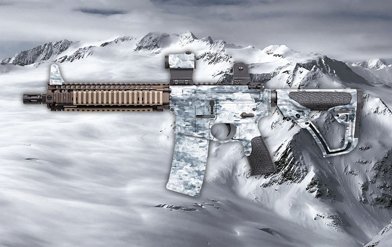 Raider Viking Snow Camo