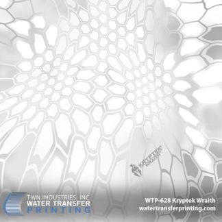 WTP-628 Kryptek Wraith Hydro Dip Film