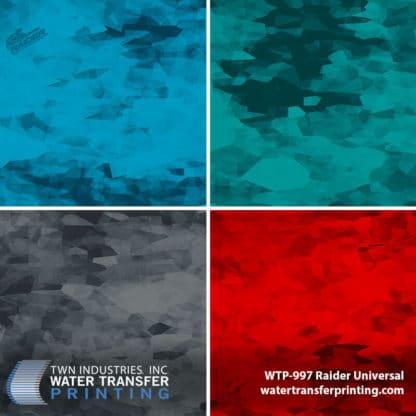 WTP-997 Raider Universal Hydro Dipping Film