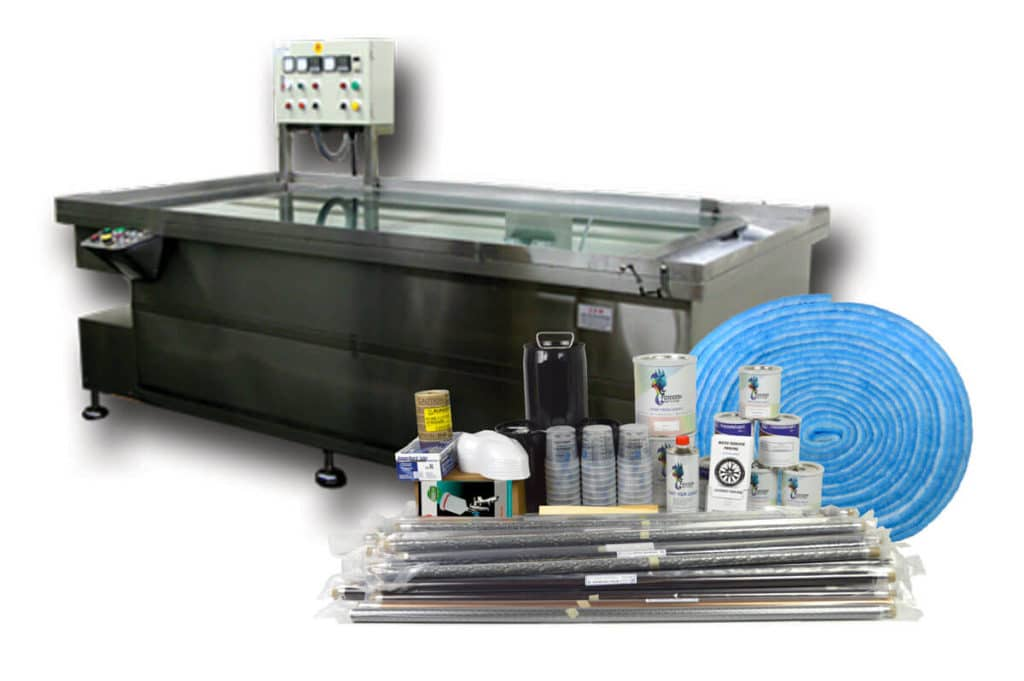 Hydro Dip Tank: Production Pro Package