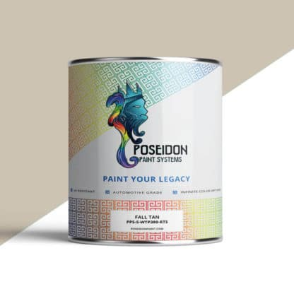 Fall Tan Hydrographic Paint by Poseidon | TWN