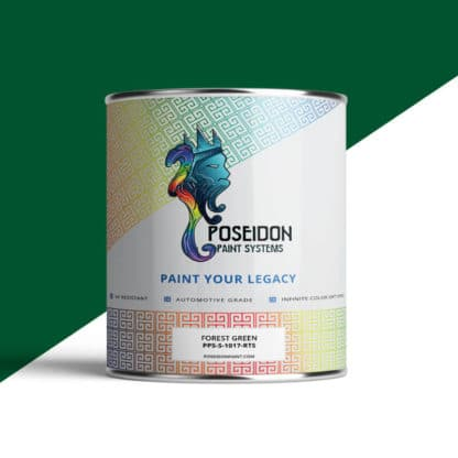 Hydrographic Paint: Forest Green | Poseidon