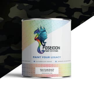 Hydrographic Paint: WTP-787 MultiCam Black | Poseidon