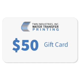 Hydrographics Gift Card $50