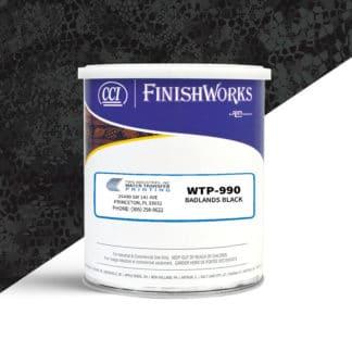 Hydrographic Paint: WTP-990 Badlands Black | CCI Paint