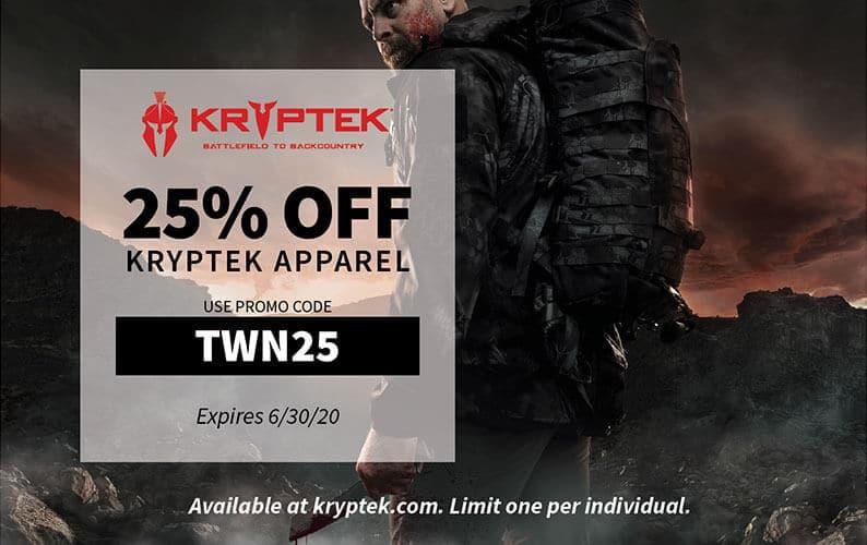 Kryptek Apparel Sale