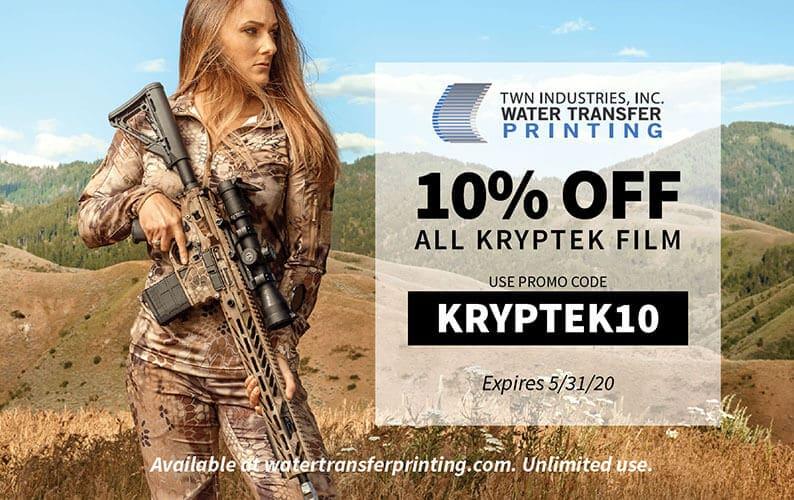 Kryptek Hydro Dip Film Sale