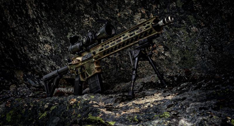 Kryptek Hydro Dip Rifle