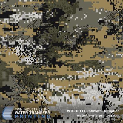 WTP-1011 Huntworth Disruption Hydrographic Film