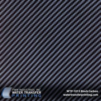 WTP-1013 Block Carbon Hydro Dip Film