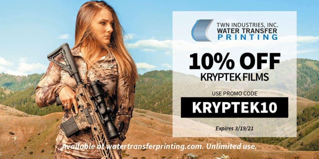 Kryptek Obskura Hydro Dip Film Coupon Code