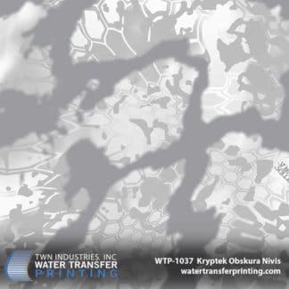WTP-1037 Kryptek Obskura Nivis Hydro Dip Film