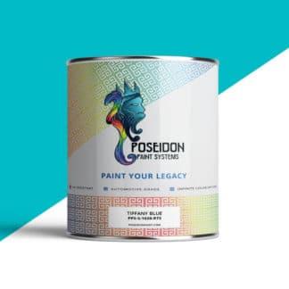 Tiffany Blue Hydrographic Paint - Poseidon