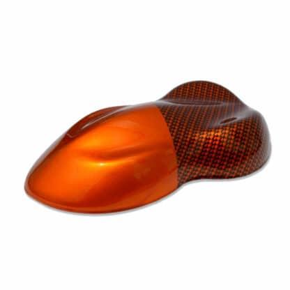 Sunkist Orange Candy Intercoat