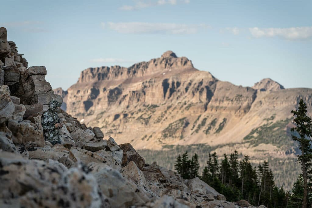 Kings Camo XK7 Mountain Hunt